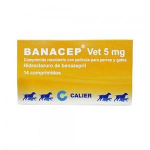 BANACEP 5MG 14COMP